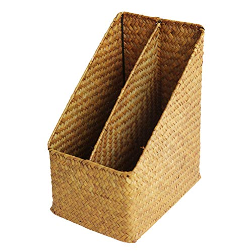 wicker file basket - 8