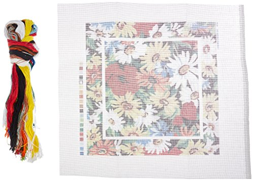 Candamar Designs MCG Textiles 30795 Margaritas y Amapolas
