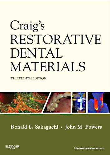 Craig's Restorative Dental Materials, 13e (Dental...