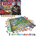 Risk Europe Strategy Board Game