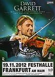 David Garrett - Rock Anthems, Frankfurt 2013 »