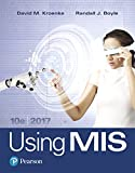 Using MIS (10th Edition)