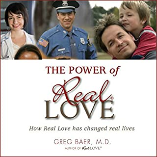 The Power of Real Love audiobook cover art