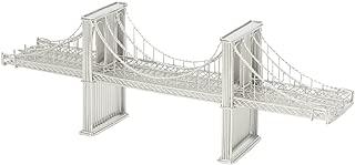 Brooklyn Bridge Wire Model, Design Ideas Doodles, Brooklyn Bridge Replica Statue of New York City (14 Inches)