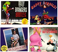 4 IN 1 COLLECTION, THE NIGHT OF THE MARY KAY COMMANDOS, TALES TOO TICKLISH TO TELL, HAPPY TRAILS!,BILLY AND THE BOINGERS BOOTLEG