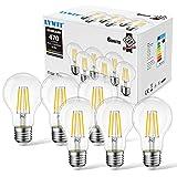 LVWIT Bombillas de Filamento LED E27 (Casquillo...