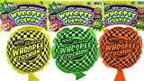 JA-RU Whoopee Cushion Self Inflating Flarp Original (Pack of 3) Kids and Adult Fart Toy   Prank Self-Inflating. Whoopie Makes Gas Sounds Item #327-3p