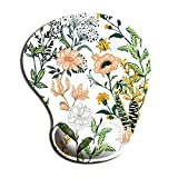 Dooke Ergonomic Mouse Pad with Wrist Support, Cute Mouse...