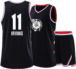 dfe9410f0007af ... 30 34 23 3 11 13 35 Curry James Wade HARDE Durant Maglia da Basket per  Bambini, Maglia Reversibile per Allenamento, Canotta da Basket per Uomo e  Ragazzo
