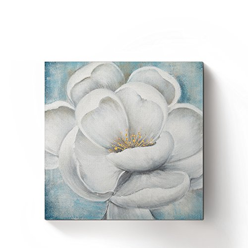 Vintage Floral Canvas Wall Art