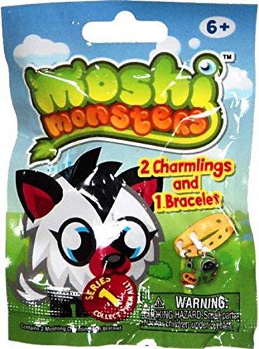 Moshi Monsters-Armband mit 2Charmlings