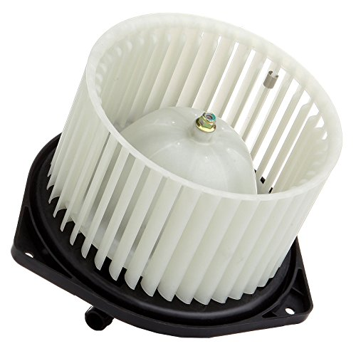 TUPARTS AC Conditioning Heater Blower Motor With Fan HVAC Motors Fit for 2008-2017 for Mitsubishi Lancer/ 2007-2018 for Mitsubishi Outlander/ 2013-2017 for Mitsubishi Outlander Sport