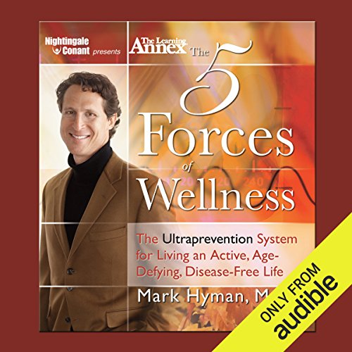 The Five Forces of Wellness cover art