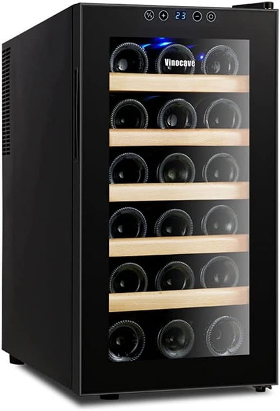 18-Bottle Wine Cabinet Refrigerator Sale price Cell Trust Small Independent