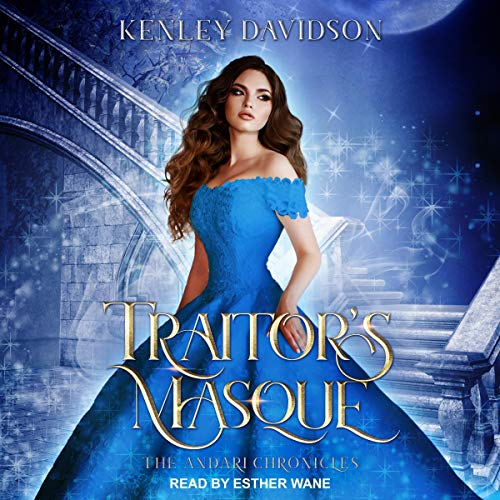 Traitor's Masque Audiobook By Kenley Davidson cover art