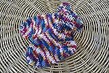 Babysocken Socken Stricksocken Baby bunt gestrickt handgestrickt 0-6 Monate