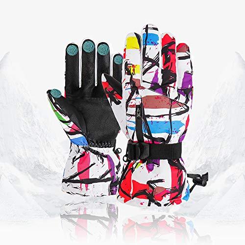hitnext snowboard gloves womens ski
