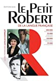 Le Petit Robert de la langue francaise 2016 - Monolingual French Dictionary (French Edition) (Les Dictionnaires Generalistes) by Collectif (2015-06-15) - Le Robert, Fr - 15/06/2015