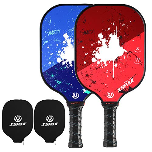 XS XSPAK Pickleball Paddles - Set of 2
