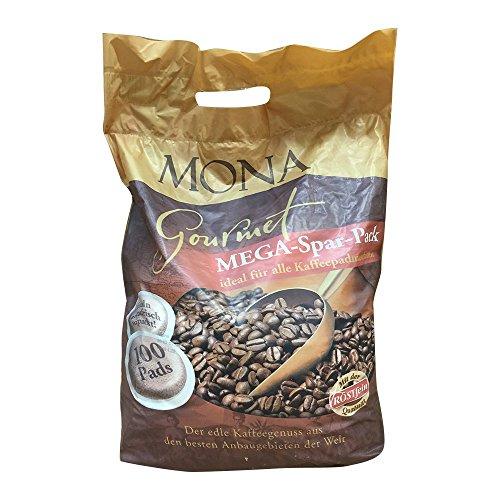 Röstfein Mona Gourmet (100 Pads), 1er Pack (1 x 700 g)