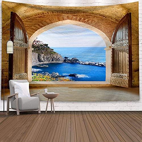 YDyun Tapiz para Colgar en la Pared del hogar para Sala de Estar Dormitorio hogar decoración, Tela de Fondo de Arte estético Tela Colgante