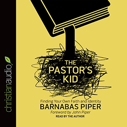 The Pastor's Kid audiobook cover art
