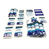 Qualicare HSE COMPLIANT 1-10 PERSON SMALL WORK ESSENTIAL FIRST AID KIT REFILL ONLY