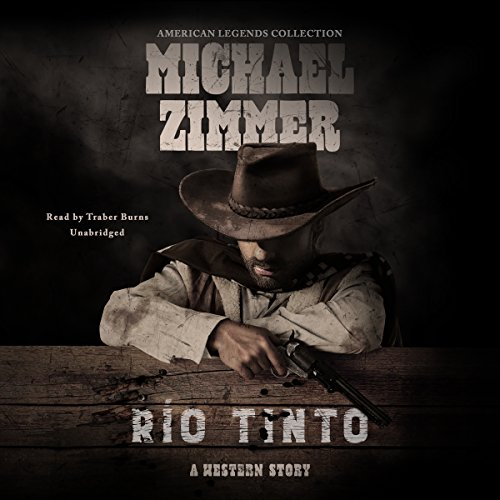 Río Tinto audiobook cover art