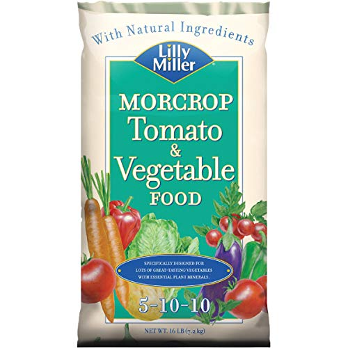 Morcrop Tomato & Vegetable Food by Lilly Miller