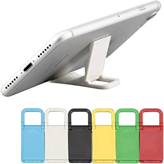 Mini stand Small rectangular base that can be hung in keychain [Set of 5 pieces] Foldable and adjustable viewing angles fo...