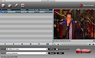 Pavtube MXF Converter for Mac [Download]