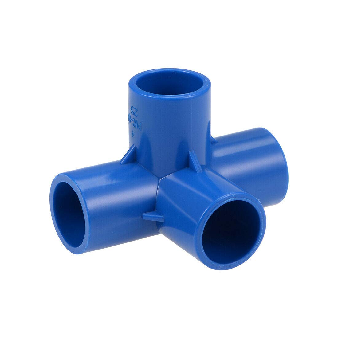 Pipe Fittings All stores are sold 4 Way 25mm Tee - Furniture Elbow trend rank PVC Fitting
