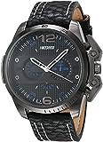 NASCAR 4113 B Reloj Deportivo, color Negro
