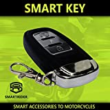 Smart Keyless Alarm System Motorcycle Anti-theft Security Kit from Smart Rider