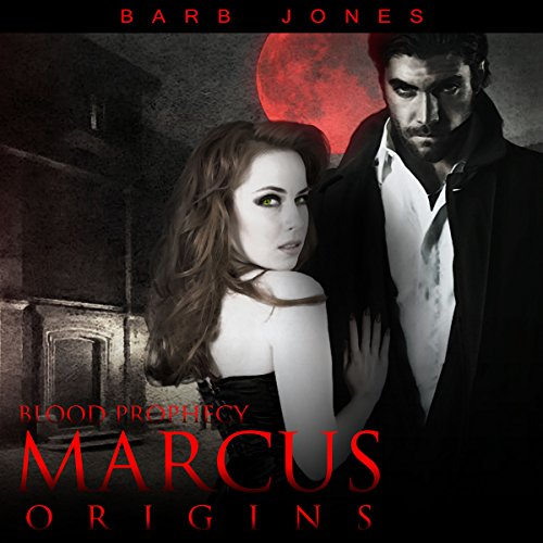 Marcus: Origins audiobook cover art
