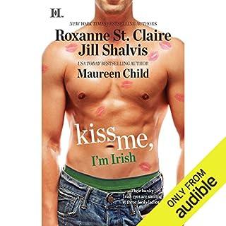 Kiss Me, I'm Irish audiobook cover art