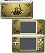 Legend of Zelda Majora's Mask Special Edition Gold Video Game Vinyl Decal Skin Sticker Cover for Nintendo DS Lite System