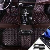 Yuting Estera del Coche Personalizadas Car tapetes for Honda Cobertura Completa for Cualquier estación Protección Frontal y Posterior Liner Set (Color : Black Red)