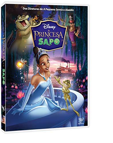 A Princesa E O Sapo [DVD]