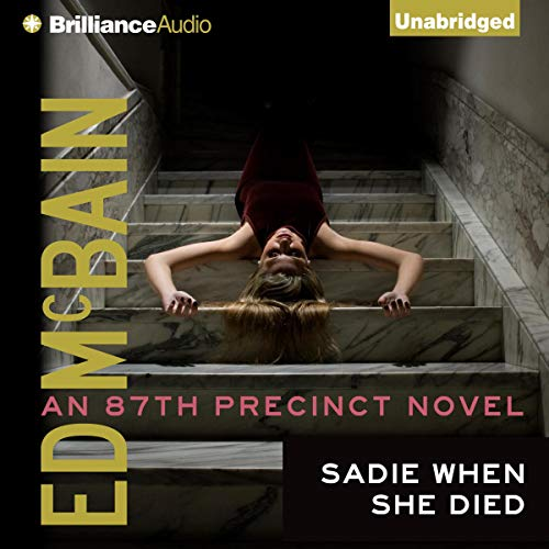 Sadie When She Died Audiobook By Ed McBain cover art