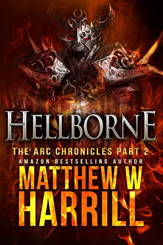 Hellborne (The ARC Chronicles, Band 2)