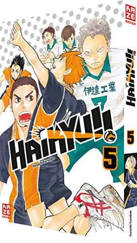 Haikyu!! - Band 05