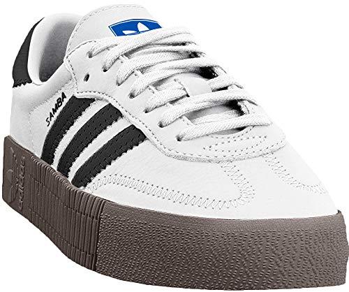 adidas SAMBAROSE Shoes Women's, White, Size 10.5