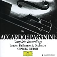 Paganini by Accardo: Complete Recordings (2000-05-03)