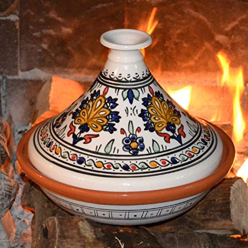 Tajine de cuisson Warda - D 31 cm