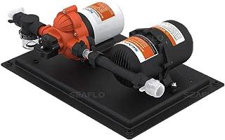 All New 33 Series SeaFlo Marine Water Pump 12 V DC 45 PSI 3.0 GPM 23.5 oz 125 psi Accumulator System