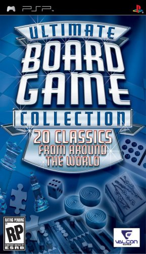 Ultimate Board Game Collection (Valcon) - Sony PSP
