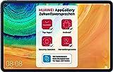 HUAWEI MatePad Pro - Tablet PC con WiFi, Pantalla de 10,8 Pulgadas 2,5 K, Kirin 990, Huawei Share, Carga inalámbrica, Android 10.0, 8 GB de RAM + 256 GB de ROM, sin Google Play Store-Midnight Gray