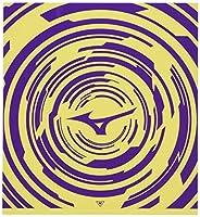 MIZUNO(ミズノ) 卓球 ユニセックス 保護フィルム 五枚入り 裏ソフトラバー用 83JYA896 67:パープル 83JYA896 パープル F