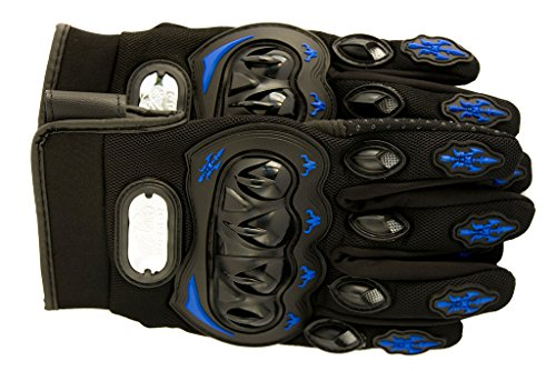 Premium Full Finger Motorcycle Gloves
